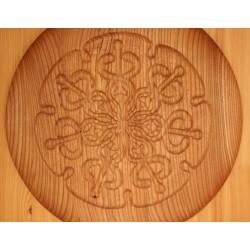 Merkurská pečeť z jilmového dřeva