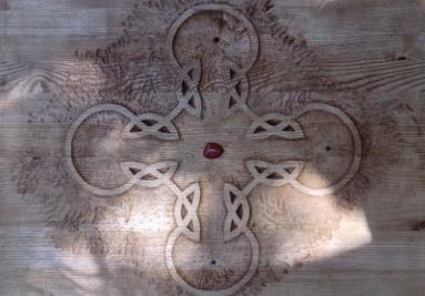 Dřevěné kliky